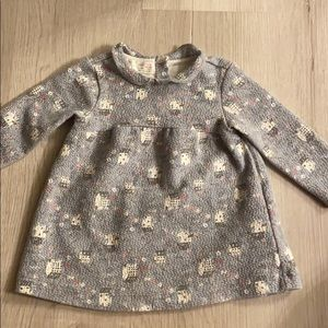Zara baby girl cottage dress